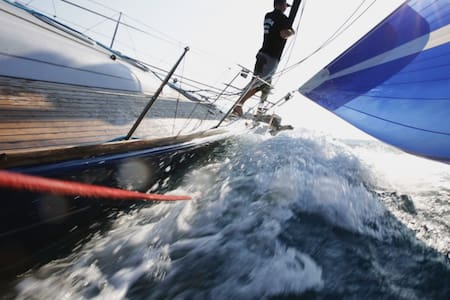 Yacht 'Gagarin' Beneteau First - Sanremo