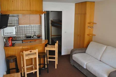 Appartement Coeur de station 4/5p - Apartment
