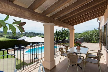 SA GALERA wonderful House with POOL - Casa