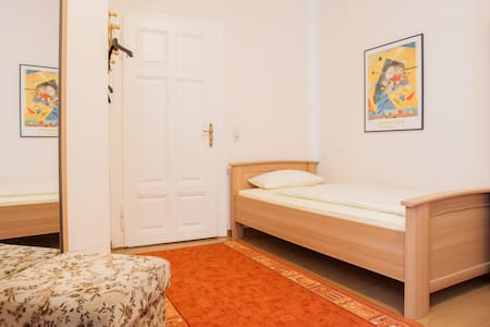 Holiday apartment for 2-5 persons - Torgau - Apartamento