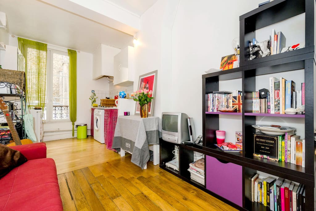 Lovely appartment near Montmartre