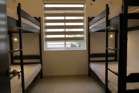Chapelton House - Dormitory 01 - Makuusali