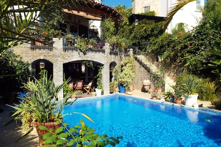 Entire Floor of Beautiful Villa with Private Pool - Villa