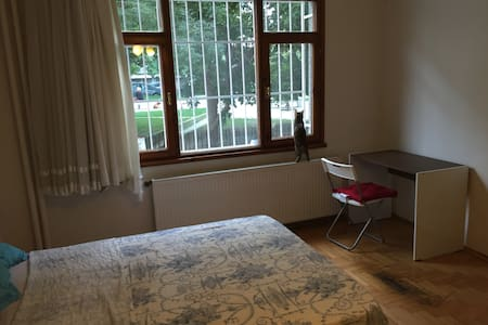 COSY AND LARGE ROOM(20m2) IN THE HEART OF BESIKTAS - アパート