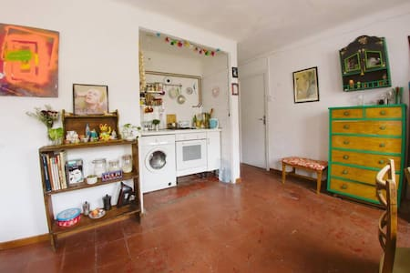 single room in the heart of Bcn - Apartment