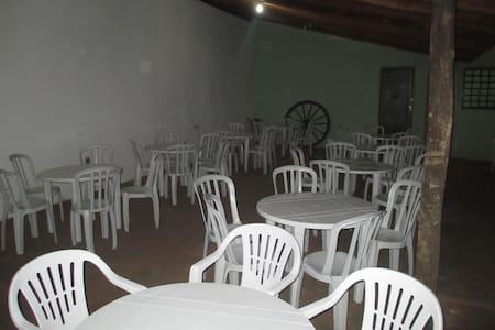 Chácara com Piscina - Araraquara