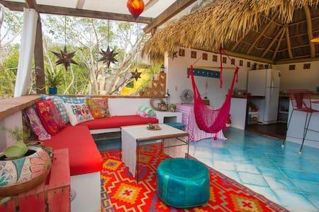 Jungle view loft/ Casita Solanita - Sayulita