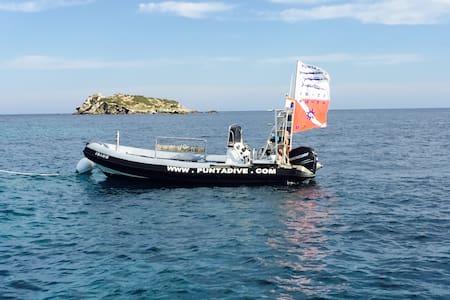 Neumatica rapida para mar gruesa - Santa Eulalia