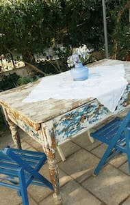 Quiet and comfortable with garden - Torre Suda - Bungalow
