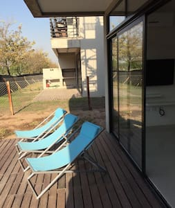 Apartamento en un Country con vista al cerro!! - Apartment