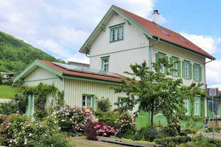 Bahnhof Deggingen - kleine Ferienwohnung - ruhig! - Deggingen - Apartment