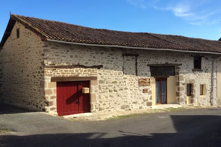 Abbeys grange, chambers d'hotes - Saint-Auvent - Bed & Breakfast
