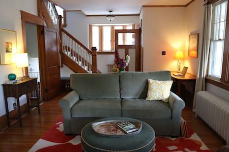 Historic Home / Upscale Crocus Hill - Haus