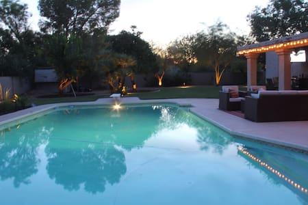 Ultimate Scottsdale Getaway - Phoenix - Casa
