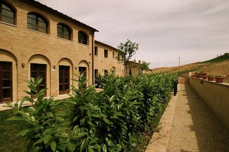 Charming country property in Siena - # 2 - Wohnung