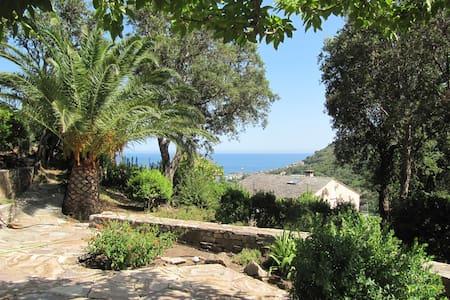 Villa T5 au calme 1 km bord de mer - Santa-Maria-di-Lota