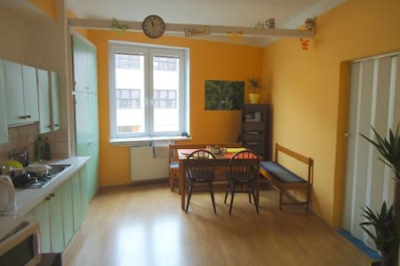 Room in the heart of Budejovice