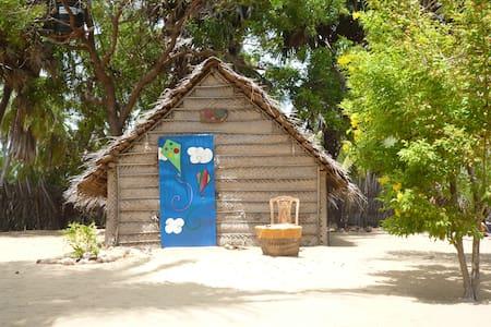 WONDERFUL bungalow BEACHFRONT