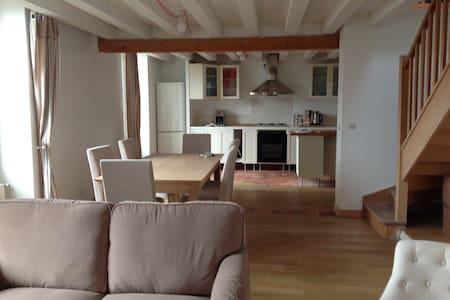 Gite Bord de Seine en duplex - Apartment