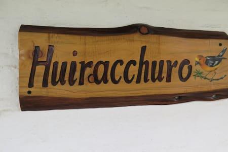 HUIRACHURO - Szoba reggelivel
