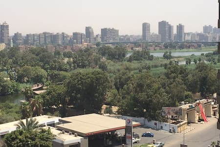 Nile View Giza Apartment for Rent