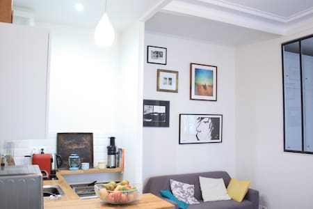 Cosy flat in the heart of the Canal Saint Martin - Paris - Apartment
