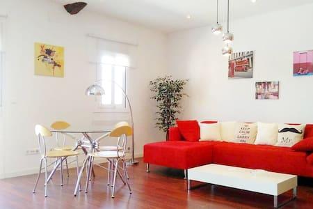 ROOMS IN TARREGA CENTER - Apartment