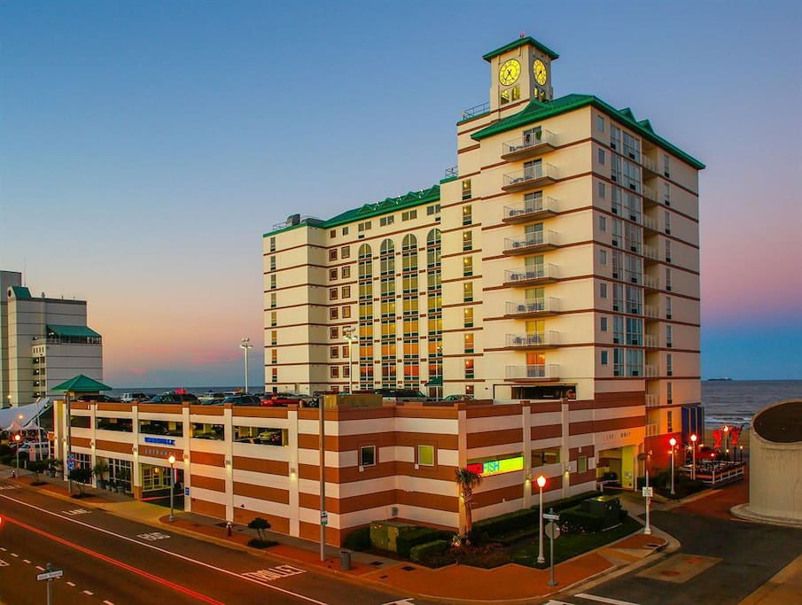 boardwalk resort 1 bedroom apartments for rent in virginia beach