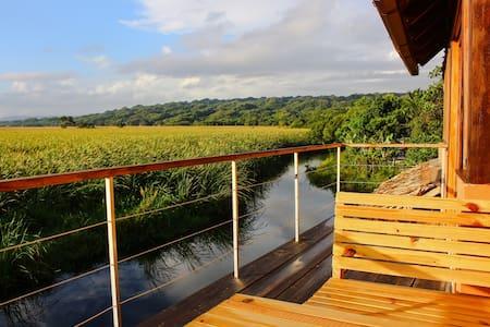 Sanctuary w/ Lagoon & Mountain view - Cabarete - Huis