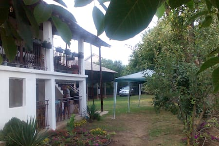 Cozy village house - Angeltsi