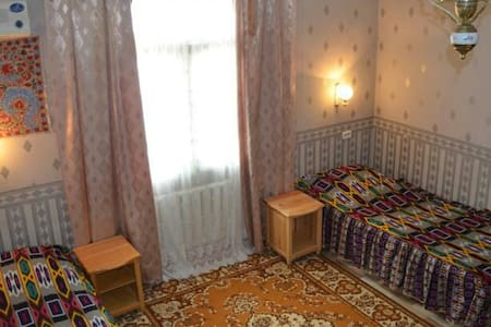 Simple comfort. Reasonable price. - Bukhara - Bed & Breakfast