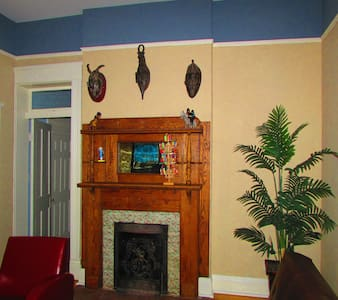 Historic beauty in downtown El Paso - Apartment