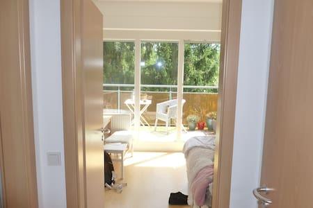 Gemütliche 1-Zimmer Wohnung, Balkon