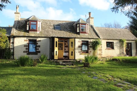 Lagganvoullin - Tomintoul - House
