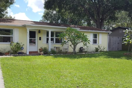 Home away from Home / Close to Beach - Pinellas Park