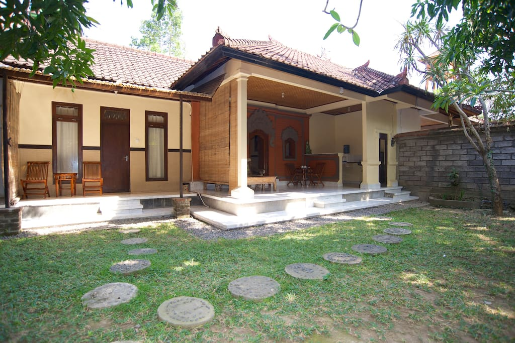 6R-Big Room,Villa-2 queen beds,Pool