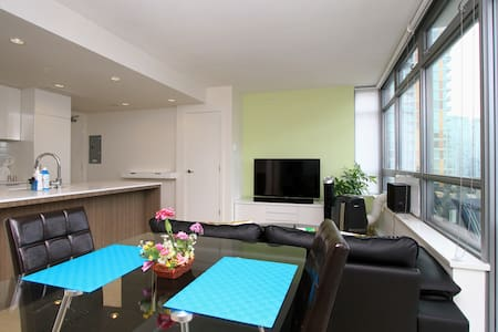 New Modern Downtown 1 BR - Vancouver