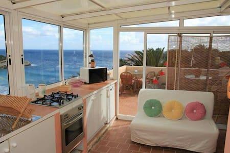 Coqueto apartamento frente al Mar - Cala Murada - Lägenhet