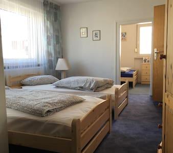 Apartment Hope Inn, bei Darmstadt - Apartamento