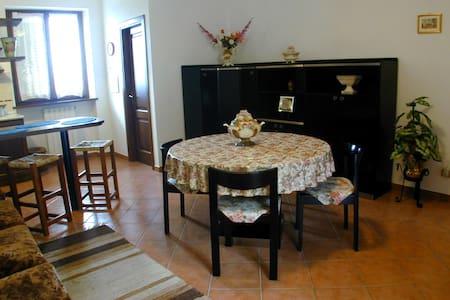 Relax apartment, on Amiata's slopes - Apartment