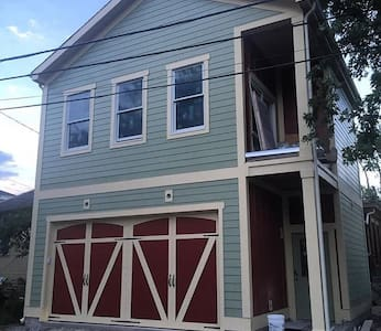 Short North Carriage House - Columbus - Guesthouse