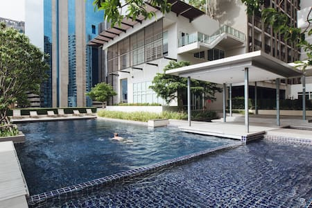 BTS Mochit/MRT Chatuchak 5mins walk - Bangkok - Wohnung