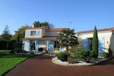 La maindronière - Les Clouzeaux