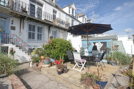 Cosy cottage home leading to beach - Lower Largo - Apartment