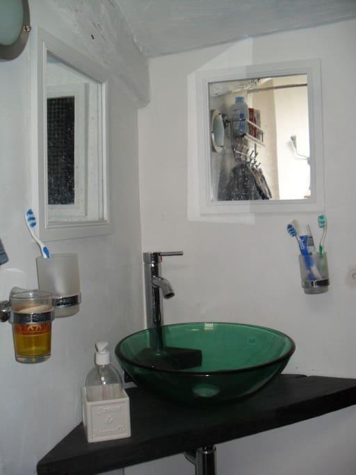 Salle d'eau/douche
