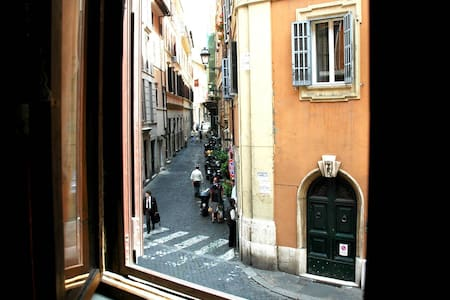 Small Apt close to Piazza Navona