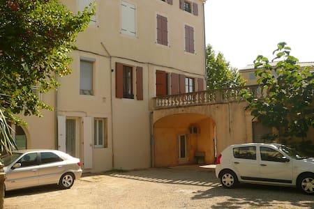 Appartement dans village Ardéchois - Cruas