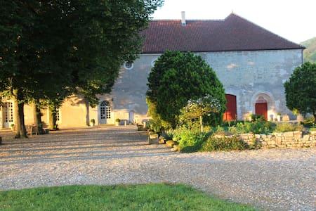 Maison d'hôtes entre Chablis et Vezelay - Castle