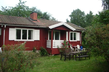 Fritidshus Stockholms skärgård - Vaxholm - Cabaña