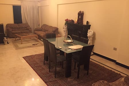 Nasr City Modern 3 bedrooms
